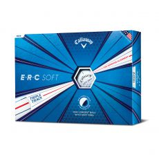 ERC Soft Triple Track Golf Balls